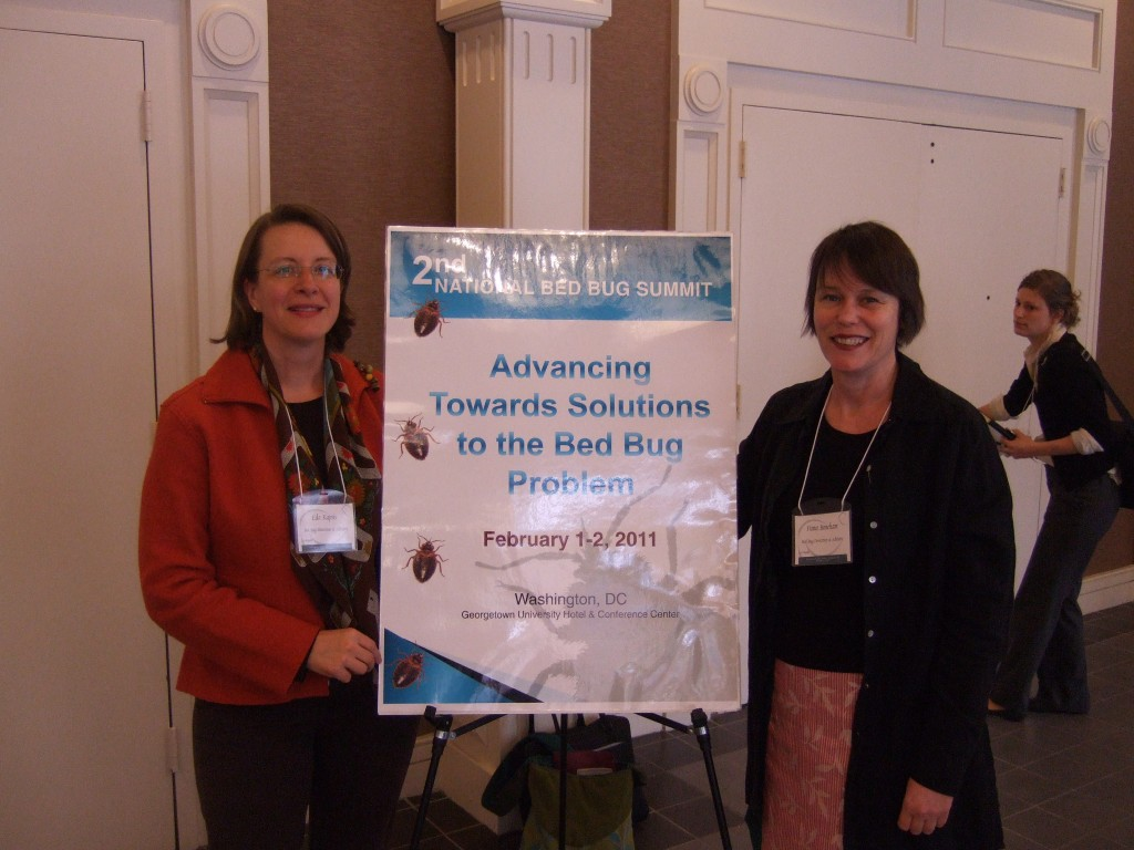 The Bed Bug Advisors at the Summit, D.C. 2011